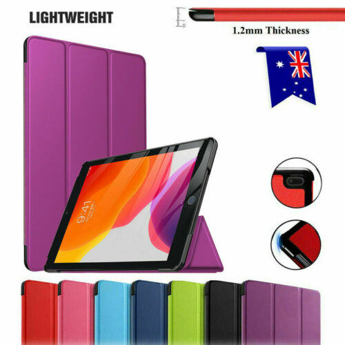 For Samsung Galaxy Tab S6 Lite P610/615 Cover Stand Flip Magnetic Leather Case