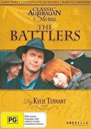 The Battlers - Gary Sweet New and Sealed DVD
