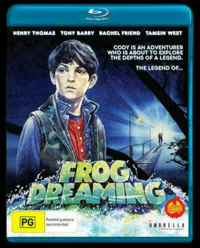 Frog Dreaming - New and Sealed Bluray