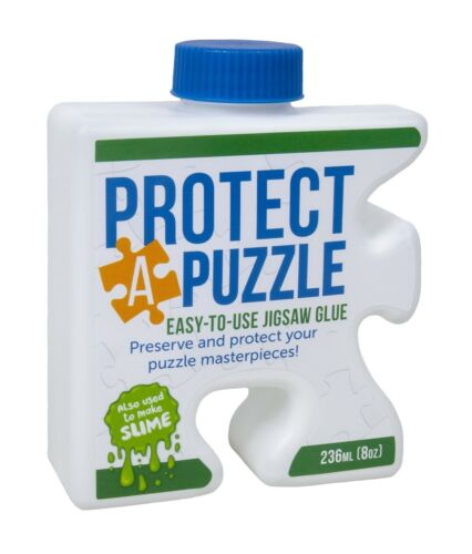 Hinkler Protect A Puzzle Jigsaw Glue- 236 ml <br/> Posted same day if purchased before 4pm EST