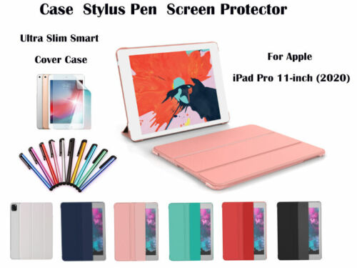 For Apple iPad Pro 11-inch (2020) Magnetic Smart Case Cover