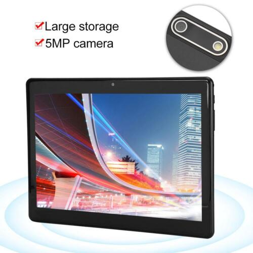 """10.1"""" Phone Tablet IPS WIFI Dual Sim Card 5MP Camera MIC 32G BT USB for Android"""