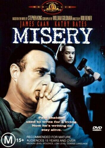 Misery - New and Sealed DVD