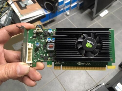 Nvidia NVS 315 Dual Display Graphic Video Card 1GB DMS-59 Low profile Suit SFF