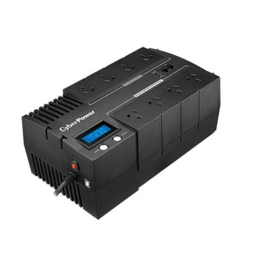 CyberPower BRIC-LCD 1000VA/600W (10A) Line Interactive UPS BR1000ELCD
