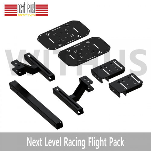 Next Level Racing F-GT or GTTRACK NLR-A013 Combat Flight Pack