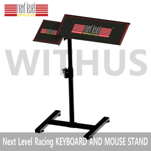 Next Level Racing Standing Keyboard and Mouse Stand