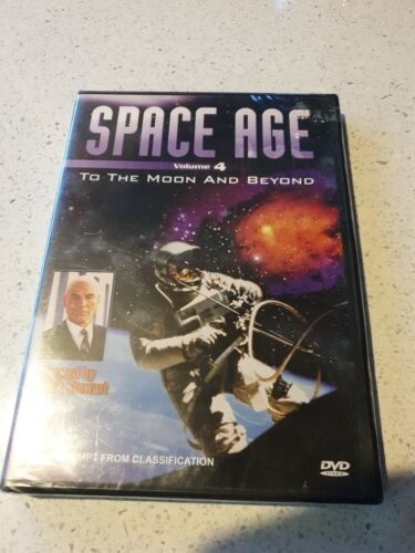Space Age Vol 42 The Moon & Beyond Dvd FREE POST