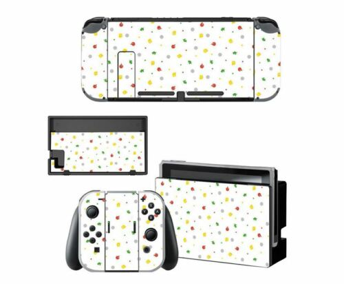 Animal Crossing Skin Sticker Vinyl for Nintendo Switch Screen Protector Console