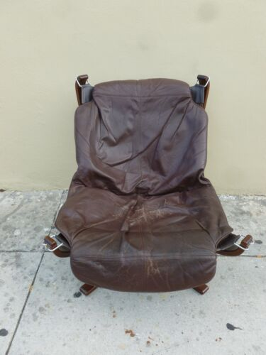 AMAZING  70'S SIGURD RESELL FALCON CHAIR FOR VATNE MOBLER