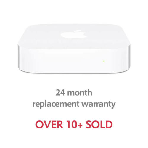 Apple AirPort Express 802.11n (2nd Gen) - BRAND NEW - AirPlay 2 - A1392MC414
