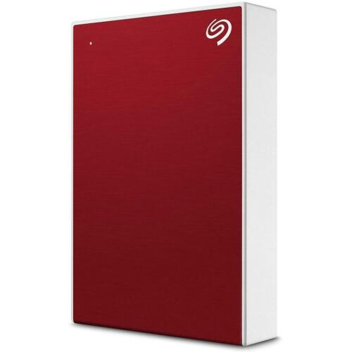 """5TB HDD Portable USB3.0 2.5"""" Red Backup External Plus Seagate STHP5000403"""