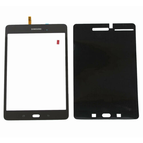 """New Black Touch Screen Glass Digitizer For Samsung Galaxy Tab 8.0"""" SM-T350"""