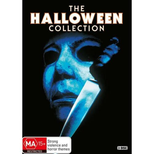 The Halloween Collection - New and Sealed DVD