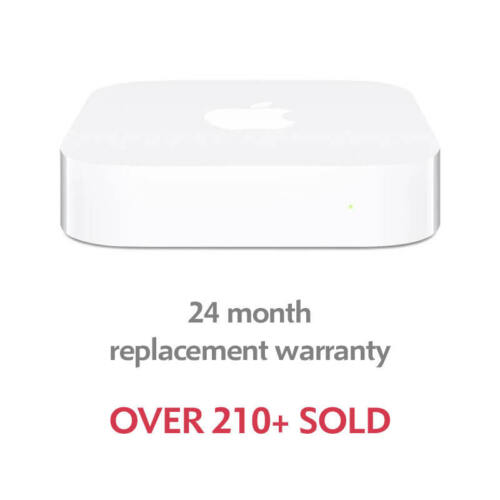 Apple AirPort Express 802.11n (2nd Gen) - REFURBISHED - AirPlay 2 -  A1392 MC414