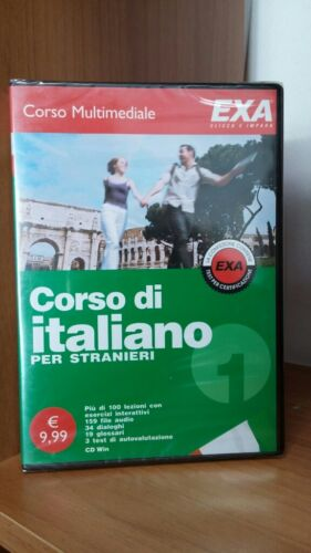 [Cd-Rom] Course Complete Italian For Foreign