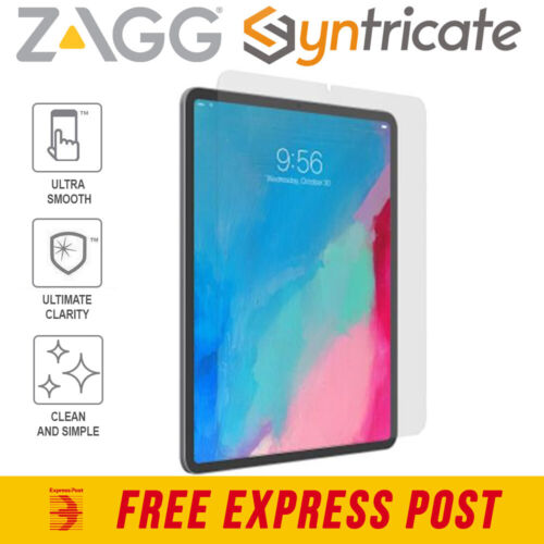 ZAGG INVISIBLESHIELD GLASS+ SCREEN PROTECTOR FOR IPAD PRO 11-INCH (2020/2018)