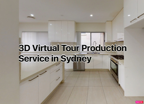 Matterport 3D Virtual Tour Production Service <br/> for Real Estate & Commercial & Industrial in Sydney