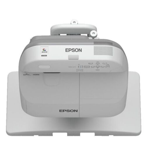 Epson EB-485Wi Ultra Short Throw Multimedia Projector 3100 LUMENs INTERACTIVE