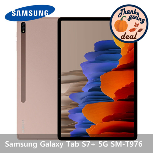Samsung Galaxy Tab S7+ SM-T976 5G 8GB/256GB 2020 New Version - Pre order