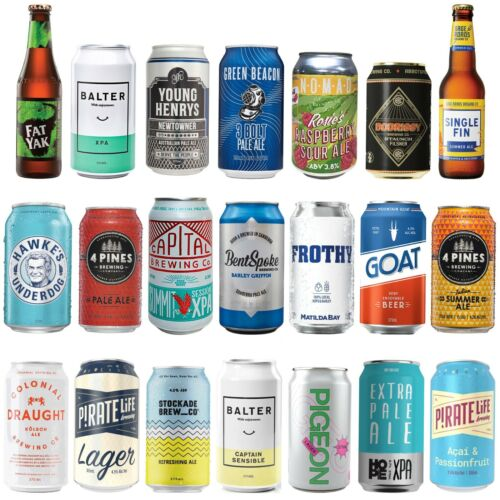 BoozeBud eBay's 21st Birthday 21 Craft Beers Mixed Case.          21 Craft Beer <br/> $59 with code PNOSM89. 1 txn per cpn. T&Cs apply.