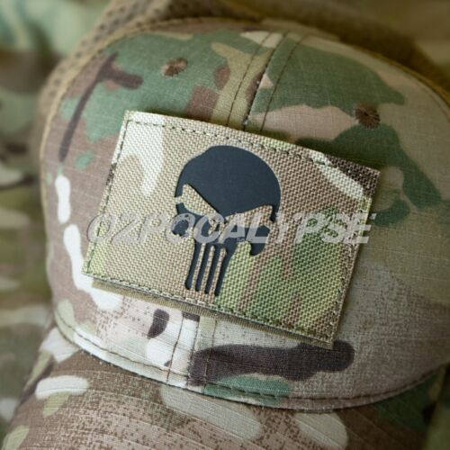 Multicam Punisher Patch - Tactical not amcu tbas dpcu commando Army Military sasModern, Current - 36066