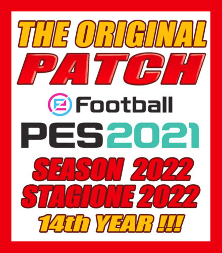 ORIGINAL PATCH PES 2021 PS4 PS5 - OPTION FILE - BUNDESLIGA - SERIE C -BESTSELLER <br/> CLASSIC - 2.BUNDESLIGA - LEGENDS - MLS - JLEAGUE 4K