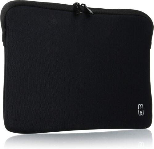 MW 410019 LPRU Protection Sleeve Case for 12-Inch MacBook Black/White