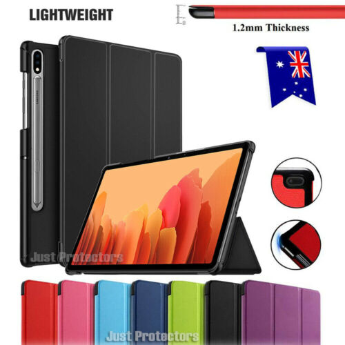 "For Samsung Galaxy Tab A7 10.4"" 2020 Folio Leather Magnetic Stand Case Cover"