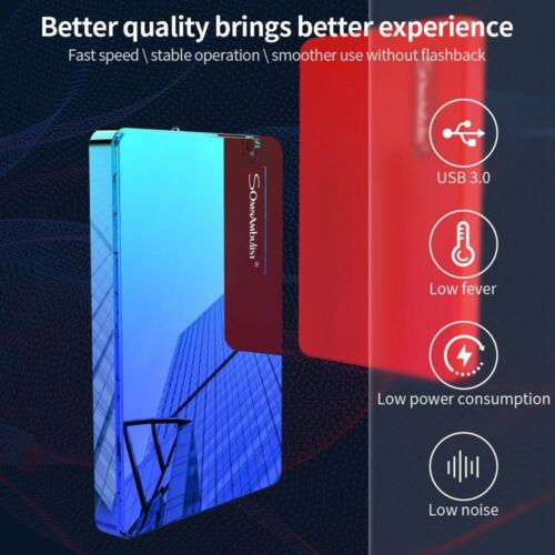HDD 2.5 1TB 2TB Expansion Portable External Hard Drive USB 3.0
