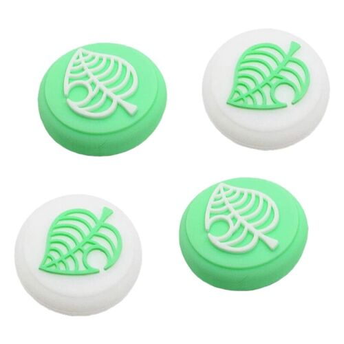 Animal Crossing Silicone Joystick Thumb Caps for Nintendo Switch NS/Lite St L4M3