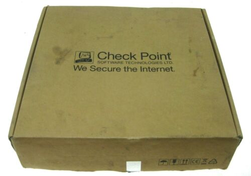 Check Point T-110 Security Appliance 6 Port Firewall with Power Adapter, Cable
