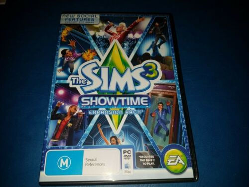 The Sims 3 Master Suite Stuff Expansion Pack PC DVD ROM MAC GAME IN VGC