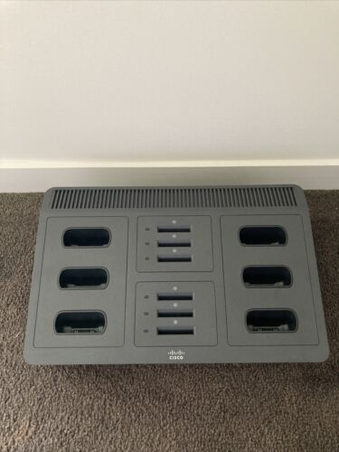 Cisco Multi-Charger Battery charger / charging stand  CP-MCHGR-8821