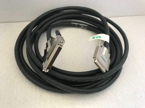 5m Industry SCSI Cable VHDCI 68 Pin Male to 68 Pin Male PN 10187012 Made in USA