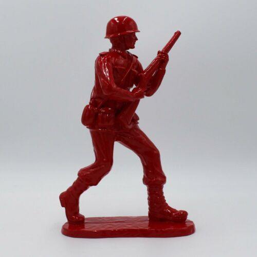 Scultura 3D Soldato SOLDIER Alessandro Padovan Pop Art fucile no war