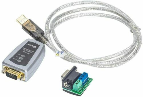 Serial Port Converter Adapter Cable with FT232RL Chip Supports2m FTDI USB to RS4