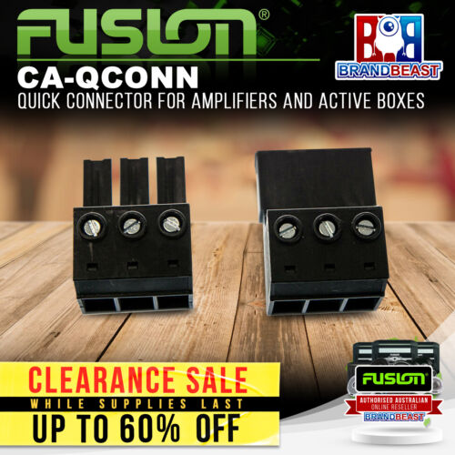 Fusion CA-QCONN Quick Connector for Amplifiers and Active Boxes