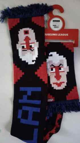 Maurizio Cattelan Limited edition  scarf about 2 m. made in Catteland original