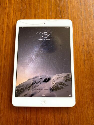 "Apple iPad Mini 1st Gen A1432 MD531LL/A 16GB White 7.9"" WiFi"