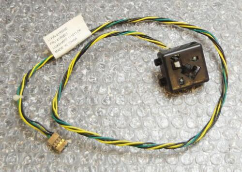 IBM Lenovo 41R5650 41R5651 ThinkStation Power Button Switch On/Off LED Assembly