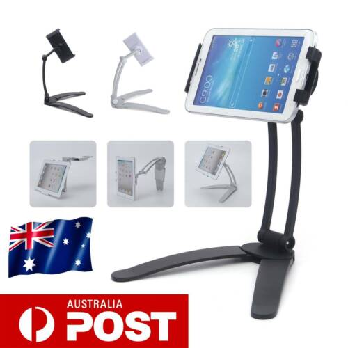 4-10.5 inch mobile phone or tablet computer stand desktop wall mount bracket
