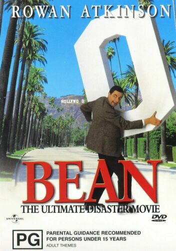Bean : The Ultimate Disaster Movie : NEW DVD