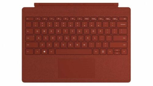 Microsoft Surface Pro Signature Type Cover (Poppy Red)