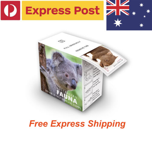 500X $1.10 AUSTRALIA POST POSTAGE STAMPS SELF ADHESIVE FV $550- Express Post