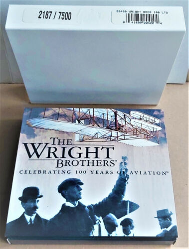 """ZIPPO """"THE WRIGHT BROTHERS""""Limited Edition"""