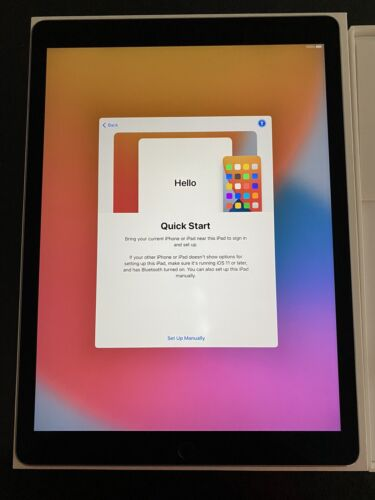 iPad Pro 12.9 Wifi 128GB Space Gray