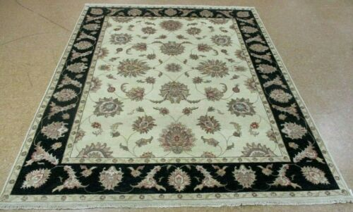 """8'1"""" x 10'2"""" Tribal Hand Knotted Area Rug No: H 141882"""