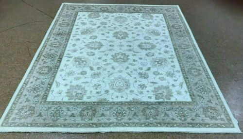 8' x 10' Tribal Hand Knotted Area Rug No: H 140110