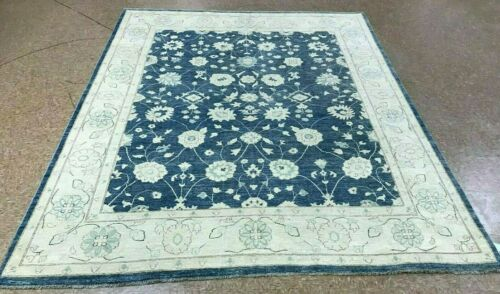"""8' x 9'6"""" Tribal Hand Knotted Area Rug No: H 142520"""